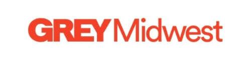 Grey Midwest Logo